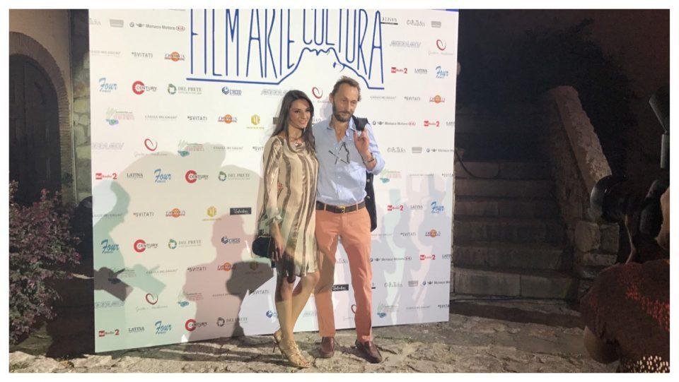 Con Piero Villaggio - Circeo Film Arte e Cultura
